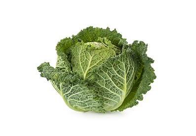 Dutch savoy and Chinese cabbage is available between June and March.