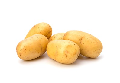Dutch potatoes are available all the year round.