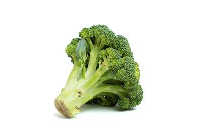 Holländischer Brokkoli ist ab Mei bis November verfügbar.